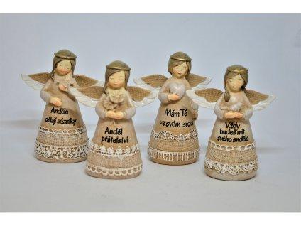 Hnědý andělíček