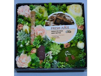 Dárková krabička Pro milovníky čokolády