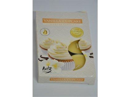 Vonná svíčka vanilkový cupcake