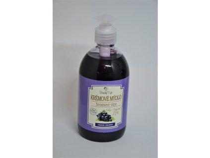 BODY TIP Krémové mýdlo hroznové víno