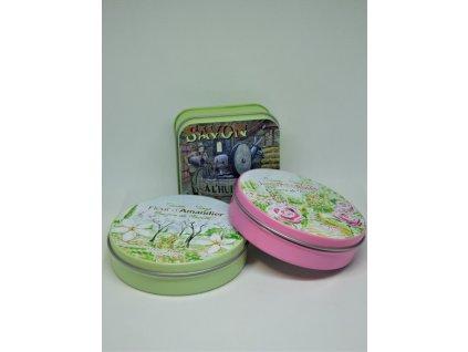 Savon - Soap Jardin des Roses luxusní mýdlo