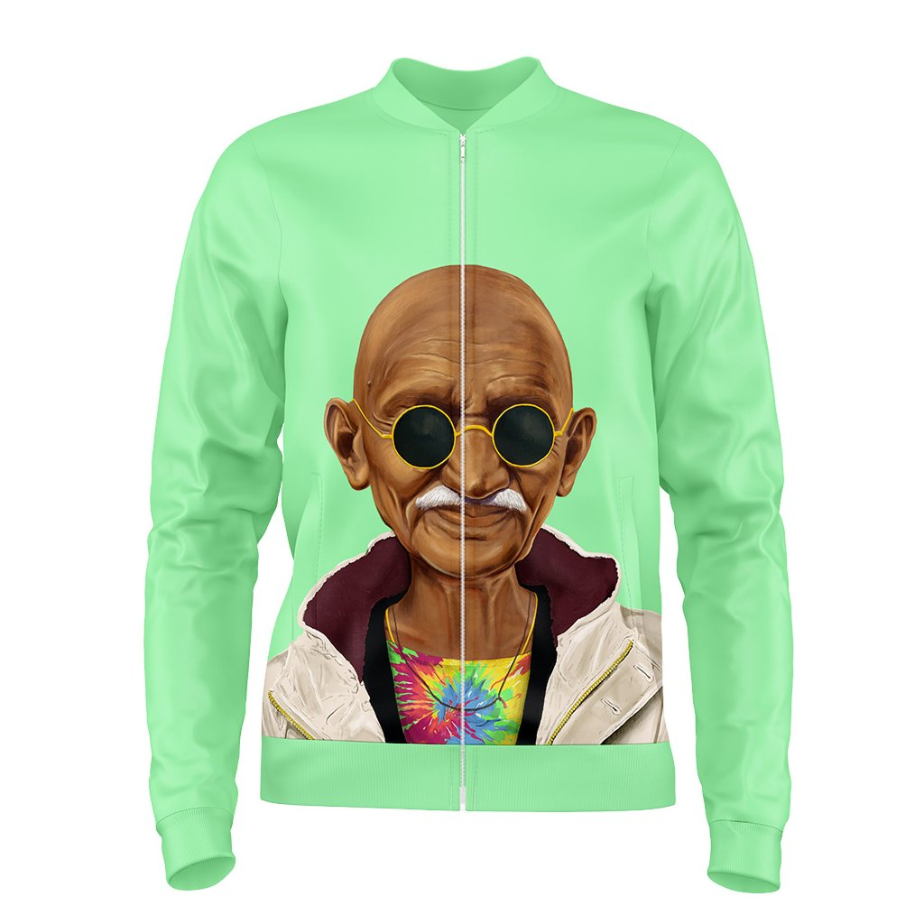 Z49. Pop Art Gandhi