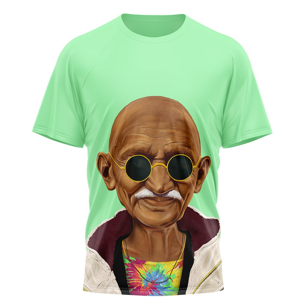 17. Pop Art Gandhi