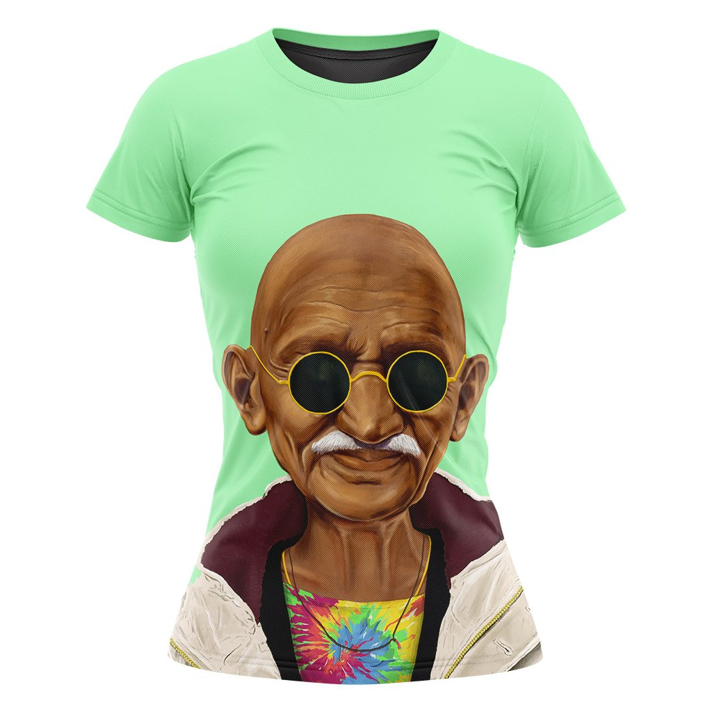 43. Pop Art Gandhi