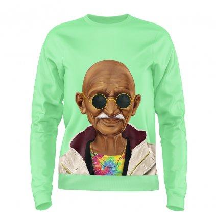 49. Pop Art Gandhi