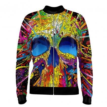 Z26. Psychedelic Skull