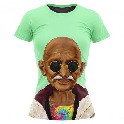 43. Pop Art Gandhi