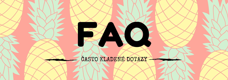 FAQ/Často kladené dotazy