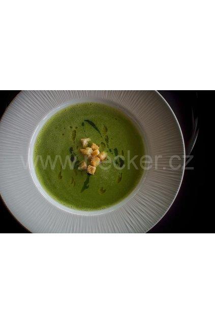 polévka - hráškový krém