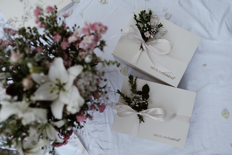 Svatební krabičky