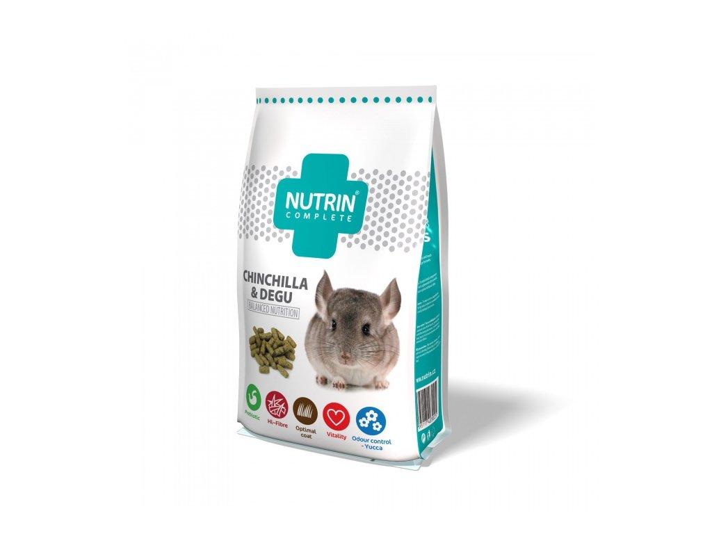 NUTRIN COMPLETE - ČINČILA A OSMÁK 400 g