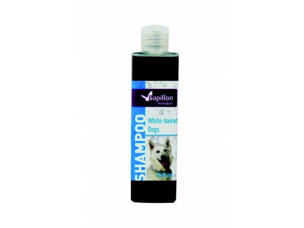Šampon PAPILLON bílá srst 250ml