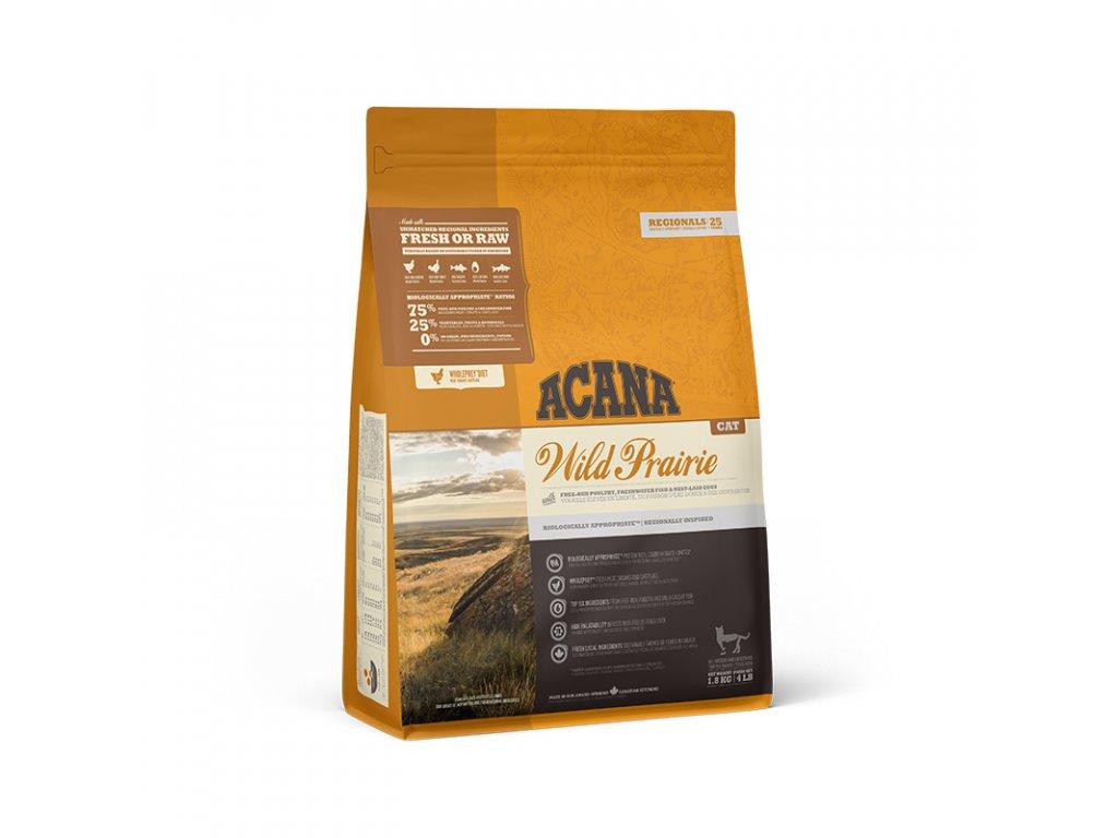 ACANA WILD PRAIRIE CAT 1,8 kg REGIONALS
