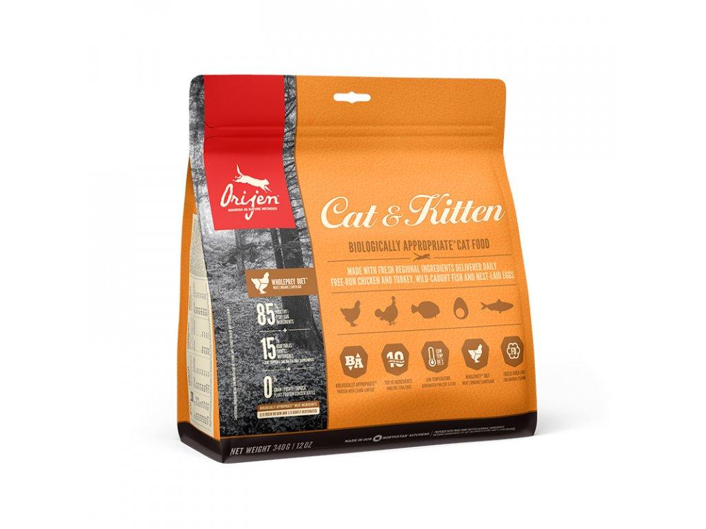 ORIJEN CAT & Kitten 340 g