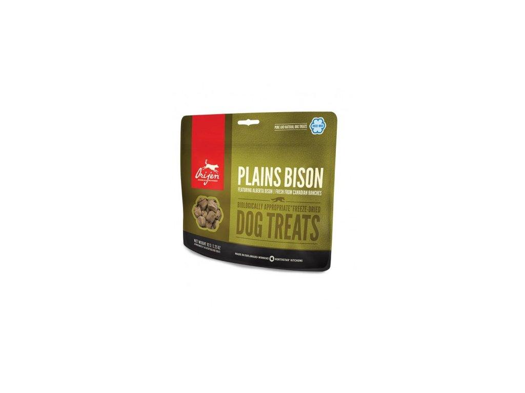 ORIJEN TREATS Kentucky Bison 92 g