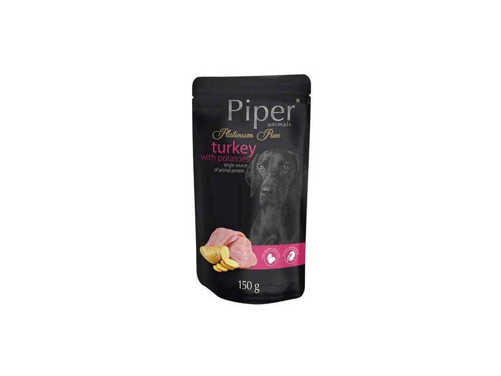 PIPER PLATINUM KRŮTA A BRAMBORY KAPSIČKA 150 g
