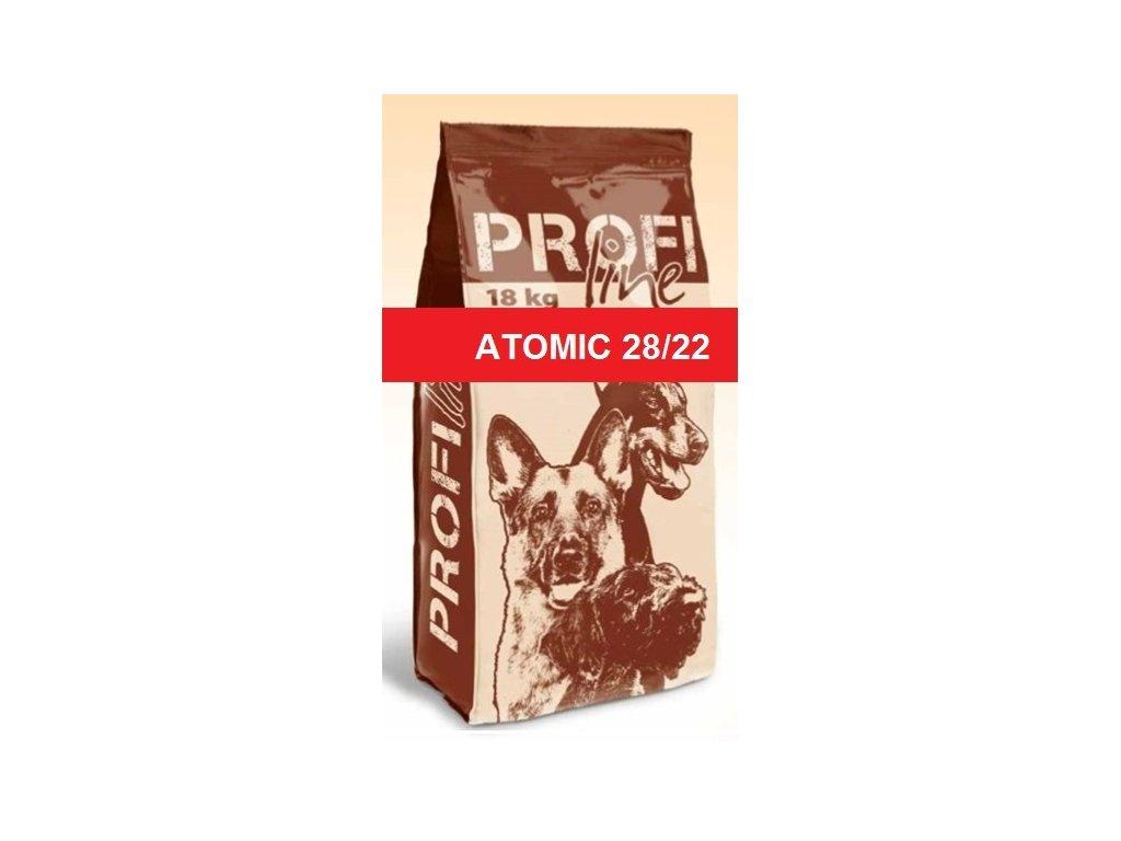 Premil Atomic 18 kg - kachna + krůta