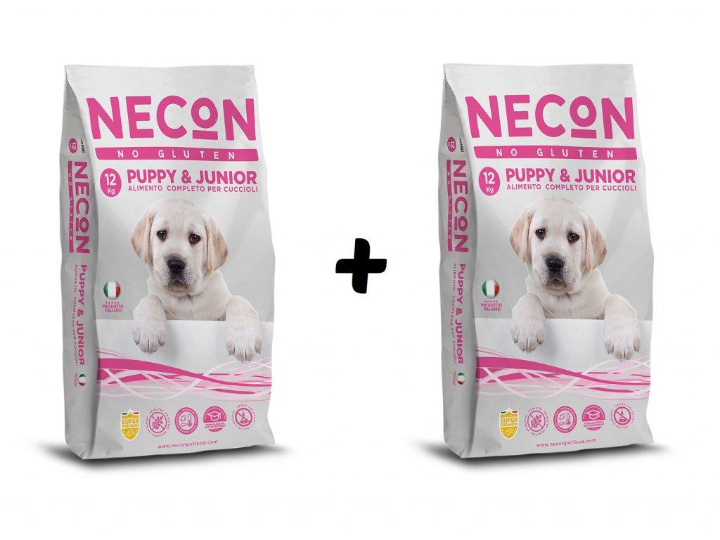 simulazione sacco nogluten puppy 1+1