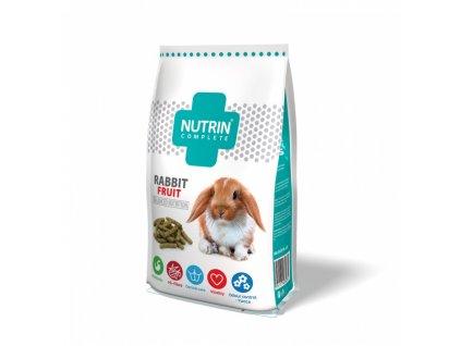 NUTRIN COMPLETE - KRÁLÍK FRUIT 400 g