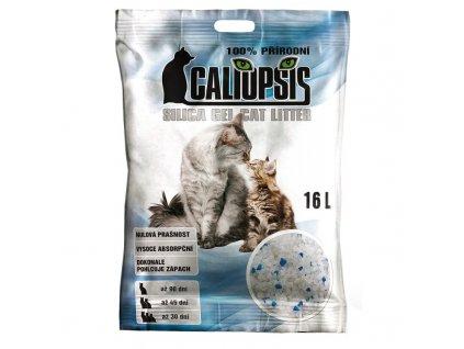CALIOPSIS - Silica gel cat litter 16l