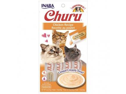 CHURU CHICKEN 56g 4x14g