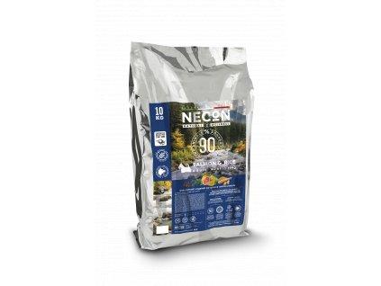 NECON NATURAL WELLNESS SALMON & RICE 28/18