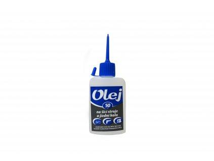 olej modry