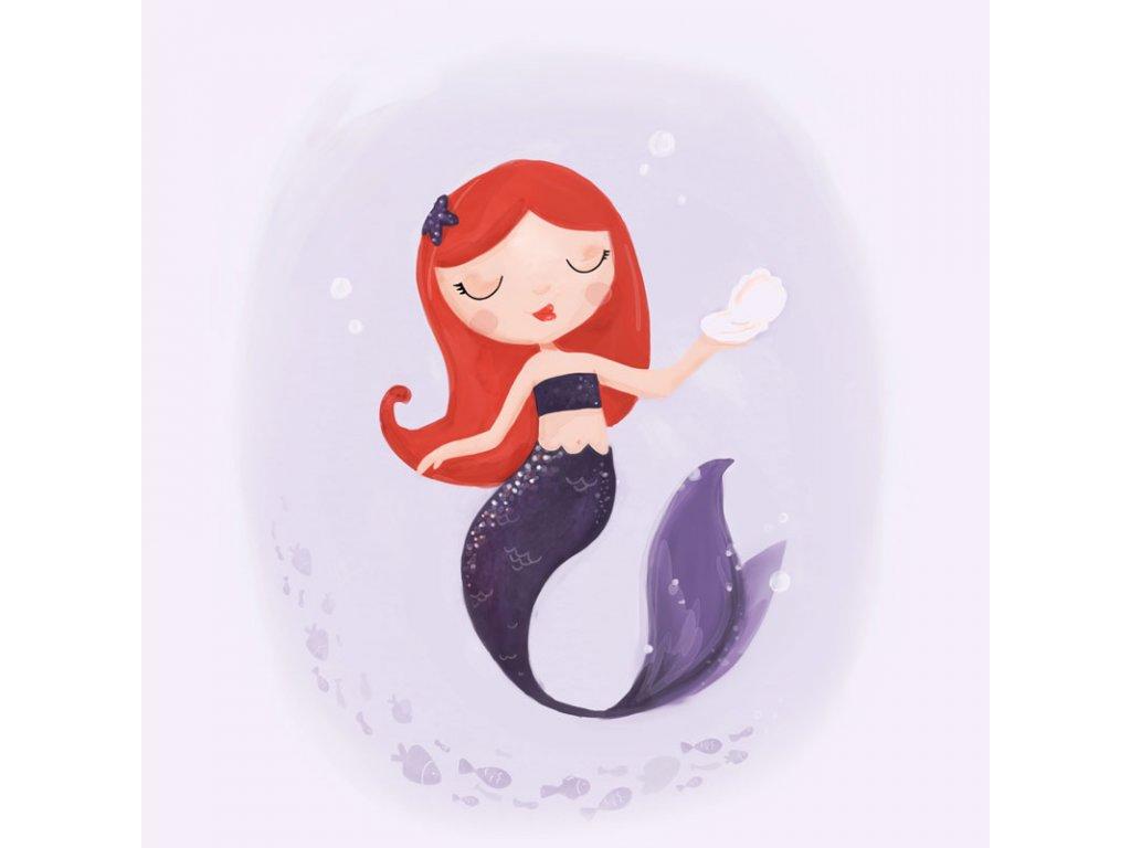 mermaid lavender
