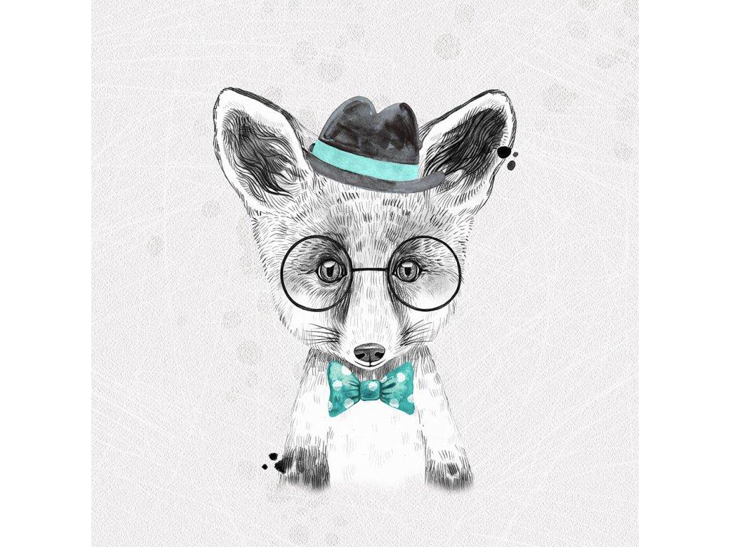 grey fox gentelmen
