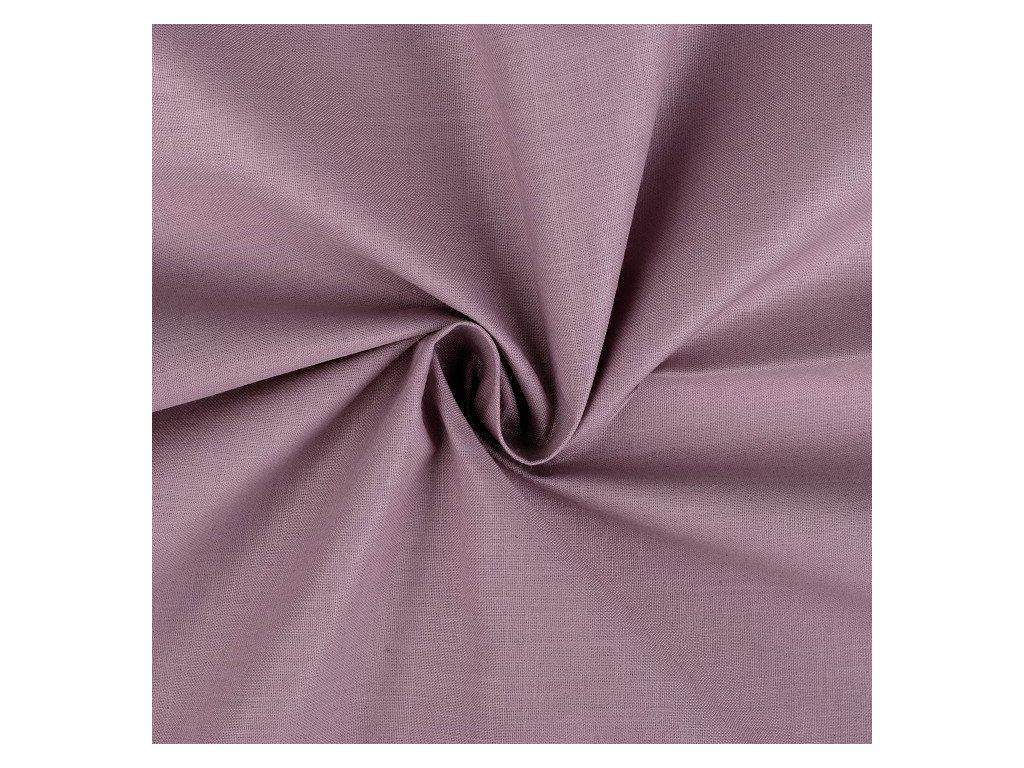 Plátno - Tmavá lila