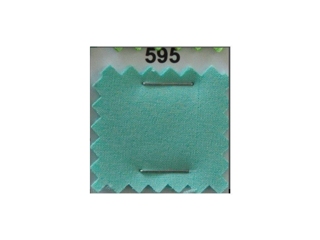 Zimní Softshell - mátová - 595