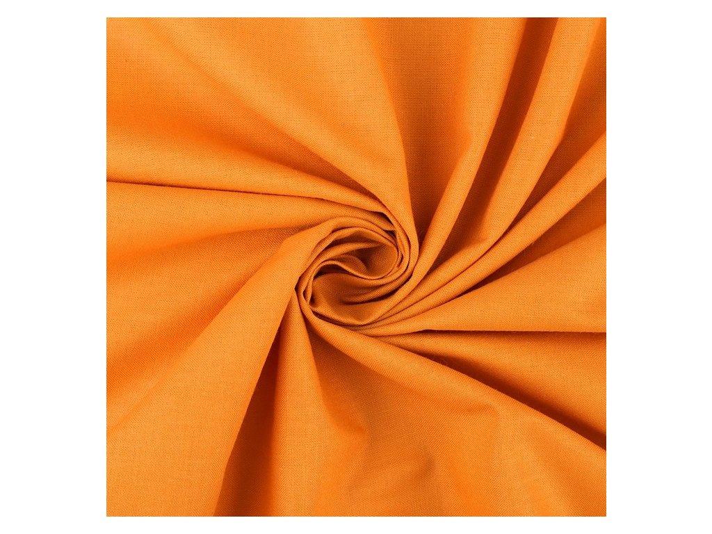 Plátno - Oranžová