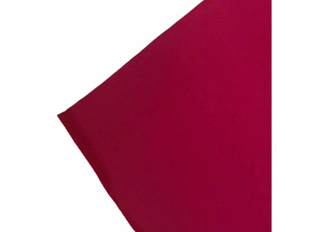 Zimní Softshell - červená