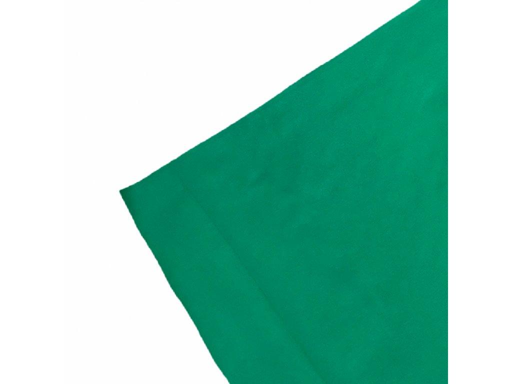 Zimní Softshell - zelená