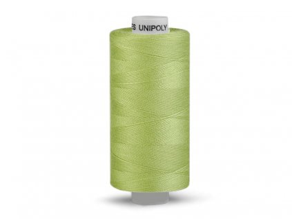 Nitě UNIPOLY 120 14x2 500 m - 630 - Krémová zeleň