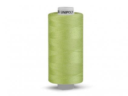 Nitě UNIPOLY 120 14x2 1000 m - Krémová zeleň - 630
