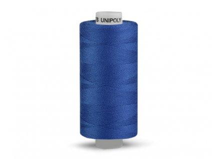 Nitě UNIPOLY 120 14x2 1000 m - Královská modř - 556