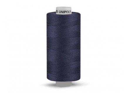 Nitě UNIPOLY 120 14x2 1000 m - Tmavě modrá - 549