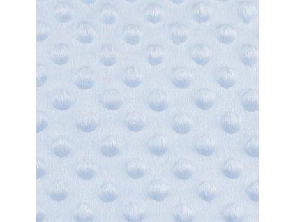 Minky - modrá pomněnková