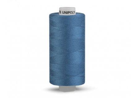 Nitě UNIPOLY 120 14x2 500 m - Tmavá modrozeleň 566