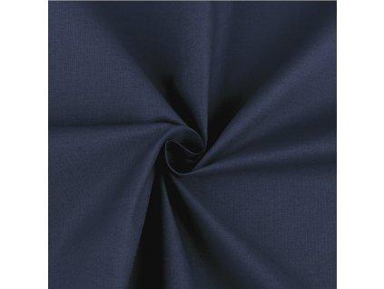 Plátno - Tmavě modrá