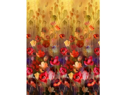 ft panel l long czerwone maki