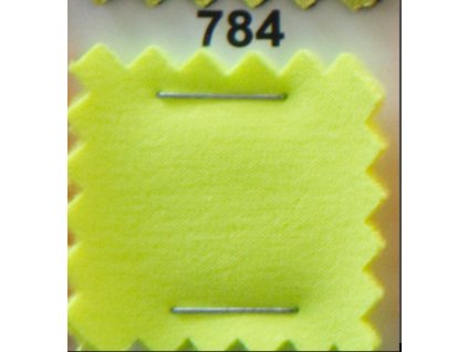 Zimní Softshell - neon žlutá - 784