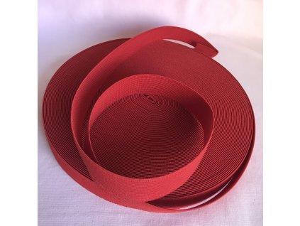 Pruženka 20mm - červená