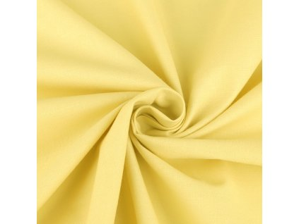 Plátno - Světle žlutá