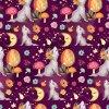 Zimní Softshell - Noční vlci