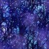 Zimní Softshell - Stromy
