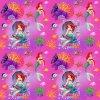 Jarní Softshell - Disney Ariel