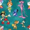 Jarní Softshell - Disney Pinokio