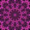 Teplákovina - Mandaly růžová